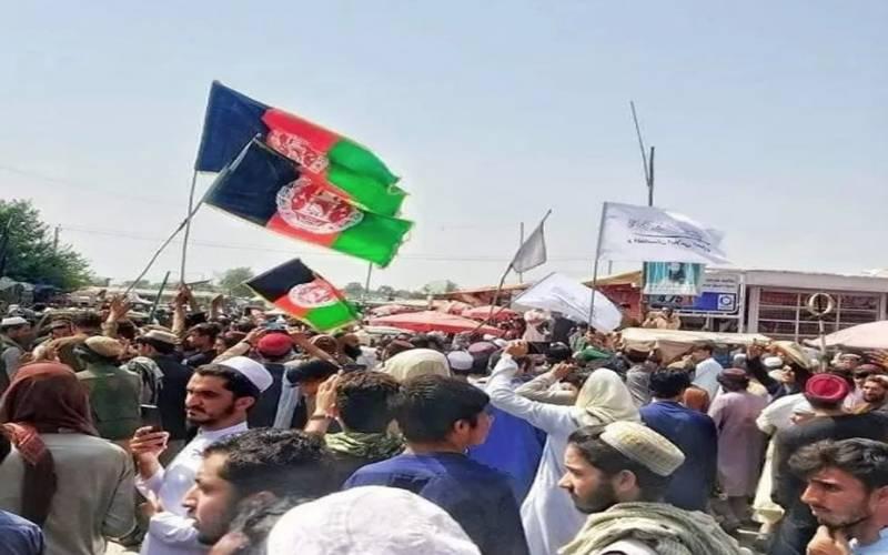 افغانستان سے امریکا کا انخلا مکمل, طالبان اور عام شہریوں کا بھرپور جشن