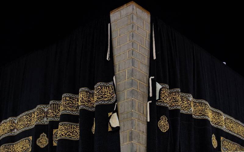 مسجد حرام کے فوٹو گرافر نے خانہ کعبہ کے جمالیات کو کیمرے کی آنکھ میں عکس بند کرلیا۔