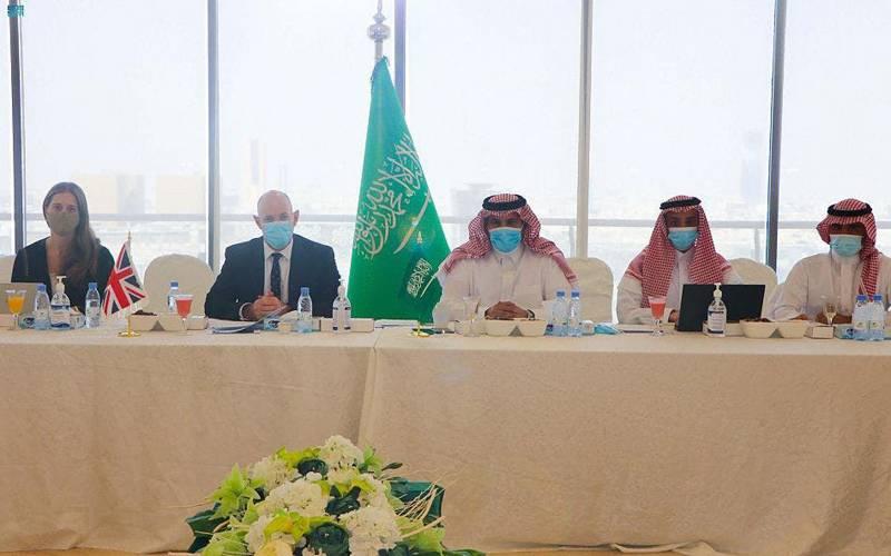 سعودی عرب، امارات، برطانیہ امریکا کا یمن بحران کے جامع حل کی مساعی پر اتفاق