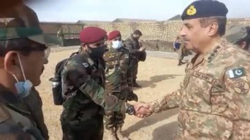 پرامن افغانستان پورے خطے کے لیے فائدہ مند ہو گا، جنرل ندیم رضا