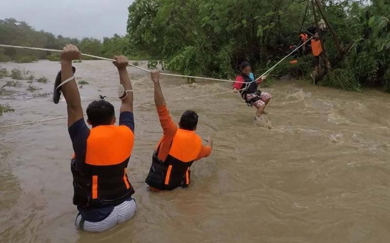فلپائن:سمندری طوفان نے تباہی مچادی، 9 افراد ہلاک، 11 زخمی