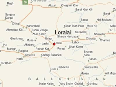 لورالائی کےقریب نامعلوم افراد نےفائرنگ کرکے تین افراد کو قتل کردیا۔