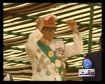 Libya Muammer Qaddafi Report 22 August 2011
