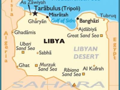 لیبیا میں معمر قذافی کے مخالفین نے طرابلس سے امور مملکت چلانے کا اعلان کرتے ہوئے سیاسی قیادت کو بن غازی منتقل کردیا