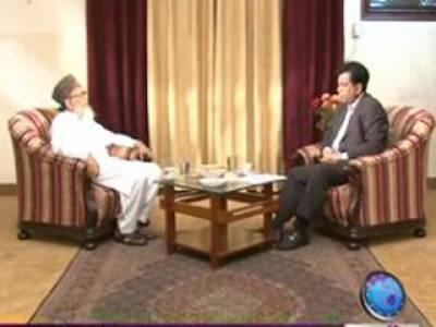 Insight (Syed Munawer Hassan) 17 September 2011