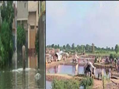 سندھ کے بارش سےمتاثرہ علاقوں میں صوبائی ڈیزاسٹر مینجمنٹ اتھارٹی کے مطابق متاثرین کی تعداد پینسٹھ لاکھ تک پہنچ گئی ہے۔