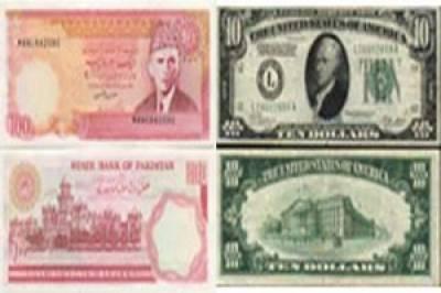 پاکستانی روپیہ شدید دباؤ کا شکار ہےاوراوپن مارکیٹ میں امریکی ڈالر اٹھاسی روپے نوے پیسے کی بلند ترین سطح پر پہنچ گیا ہے۔