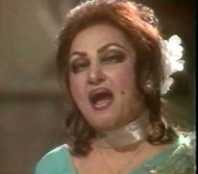 بے مثال آواز کی بدولت ملکہ ترنم کا خطاب پانے والی گلوکارہ نورجہاں کی چوراسی ویں سالگرہ آج منائی جارہی ہے۔