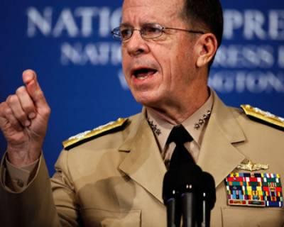 آئی ایس آئی حقانی گروپ کو افغانستان میں اپنے مقاصد کے لئے استعمال کر رہی ہے. امریکی فوج کے سربراہ ایڈمرل مائیک مولن