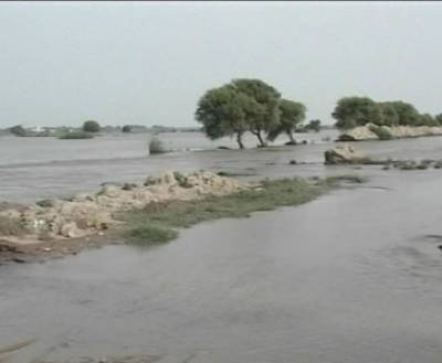 Flood in Sindh 80 Lakh people are effected by Flood