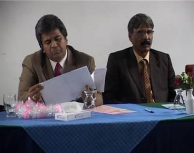 Lahore Seminar Held by PCRA Dengue