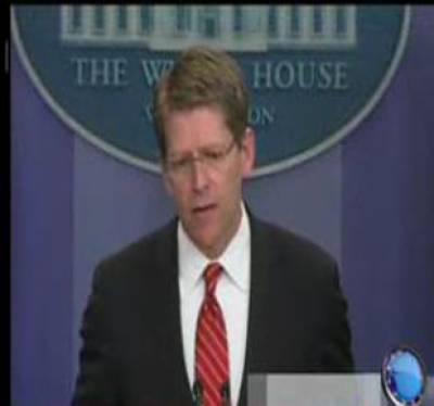 White House Representative Jay carney talk About Haqqani Network