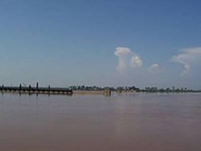 بھارت نےسندھ طاس معاہدےکی خلاف ورزی کرتے ہوئے مقبوضہ کشمیر میں دریائے چناب کا پانی روک لیا
