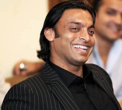 سچن ٹنڈولکر میرے نہیں بھارتیوں کے بھگوان ہیں..فاسٹ باؤلر شعیب اختر