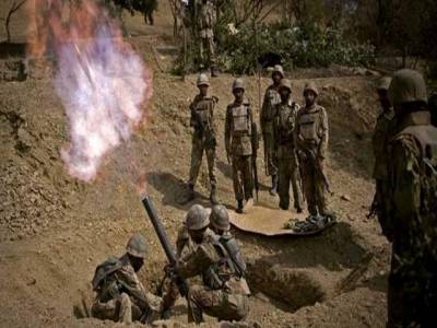 اپراورکزئی ایجنسی، سکیورٹی فورسز کے ساتھ جھڑپ میں دس شدت پسند ہلاک، ایک سکیورٹی اہلکار شہید ۔