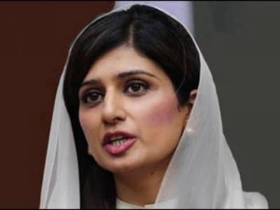 حقانی نیٹ امریکا کی پیداوار ہے، پاکستان کسی کا دباﺅ قبول نہیں کریگا اور جارحیت کی صورت میں منہ توڑ جواب دے گا.. حنا ربانی کھر