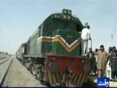 پاکستان 50 ریلوے انجن بھارت سے کروڑ وں روپے یومیہ کرائے پر لے گا