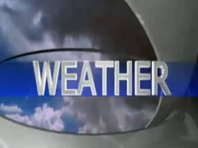 اگلے چوبیس گھنٹےکے دوران ملک کے زیادہ ترعلاقوں میں موسم خشک جبکہ میدانی علاقوں میں گرم رہنے کا امکان ہے۔ محکمہ موسمیات