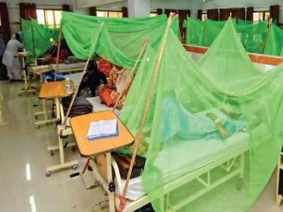 پنجاب میں جان لیوا ڈینگی وائرس سے خاتون سمیت مزید دو افراد زندگی کی بازی ہارگئے، ہلاکتوں کی تعداد دوسو آٹھ ۔
