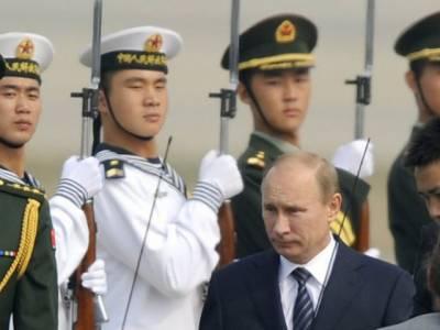 روسی وزیراعظم ولادی میرپیوٹن چین کے اہم دورے پربیجنگ پہنچ گئے ہیں۔