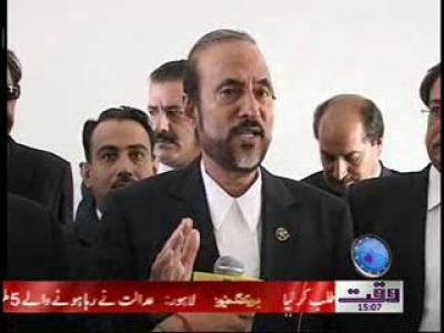 Waqtnews Baber Awan Briefing News Package 12 October 2011