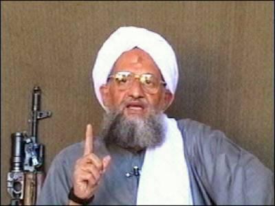 القاعدہ رہنماایمن الظواہری کے نئے ویڈیوپیغام میں امریکہ کی عراق اور افغانستان میں ناکامی پرخوشی کااظہار ۔