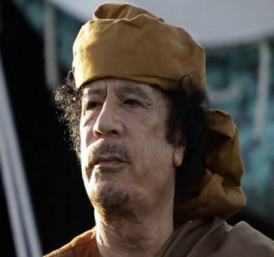 عرب ٹی وی نے دعویٰ کیاہےلیبیا میں عبوری کونسل کےکمانڈروں نےمعمر قذافی کوزخمی حالت میں گرفتارکرنے کے بعد ہلاک کردیا