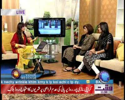 Salam Pakistan 27 October 2011