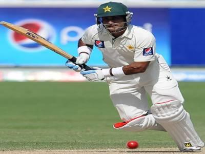 پاکستان سری لنکا دوسراٹیسٹ میچ، پاکستان نے اپنی پہلی اننگ میں کھانے کے وقفے تک دووکٹوں کے نقصان پر پچانوے رنز بنالیئے۔
