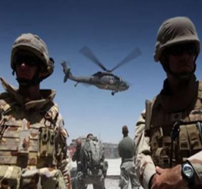 افغانستان کےشہرقندھارمیں نامعلوم افراد نے امریکی فوجی اڈے پر حملہ کر دیا، دونوں اطراف سے فائرنگ کا تبادلہ جاری