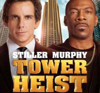کامیڈی سے بھرپو ہالی وڈ فلم ٹاور ہیسٹ کل ریلیز کی جا رہی ہے