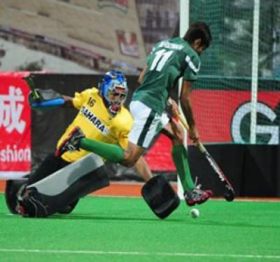 پاکستان نے میزبان ٹیم آسٹریلیا کو سنسنی خیز مقابلے کے بعد تین کے مقابلے میں چار گول سے شکست دیکر تین ملکی ہاکی سیریز جیت لی۔