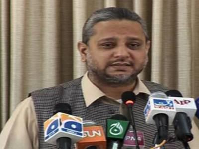 بھارت پاکستان کی معاشی جڑیں کمزور کرنےکاخواہشمند ہے۔ سردارعتیق احمد خان