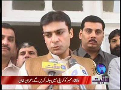 Humza Shehbaz News Package 23 November 2011