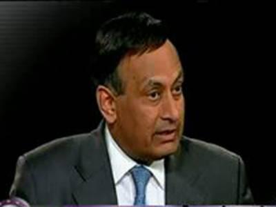 استعفے کے باوجود امریکہ میں پاکستانی سفارتخانے کی ویب سائٹ پر حسین حقانی بدستور سفیر ہی ہیں۔