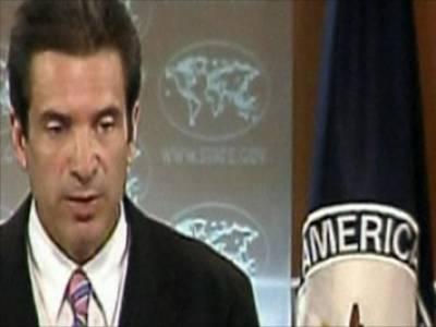 پاکستان نےشیرین رحمان کی بطور سفیر تقرری اورحسین حقانی کے استعفے سے باضابطہ طورپرآگاہ نہیں کیا۔ مارک ٹونر