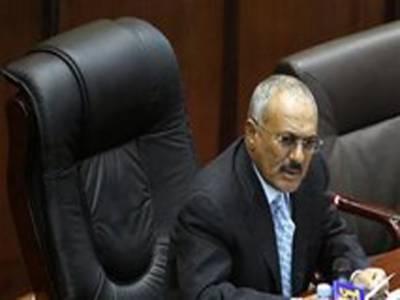 عرب ملک میں ایک اور حکمران کا سورج ڈوب گیا، صدر عبداللہ صالح نے جی سی سی کے تیار کردہ اقتدارکی منتقلی کے فارمولے پر دستخط کر دیئے