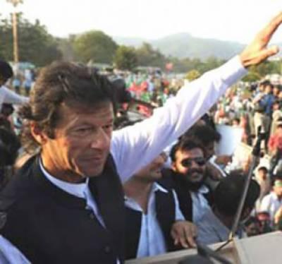 حکمرانوں میں ذرا بھی غیرت ہے تو امریکا کی جنگ سے نکل جائیں.عمران خان