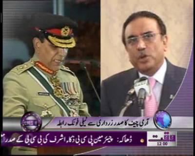 Waqtnews Headlines 12 00 PM 18 December 2011