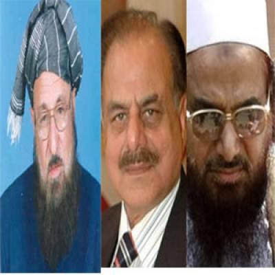 غیر ملکی جارحیت کا منہ توڑجواب دینے کے لیے عوام مسلح افواج کے ساتھ ہیں، نیٹوسپلائی بحال کی توعوام سڑکوں پرنکل آئیں گے۔ دفاع پاکستان کانفرنس