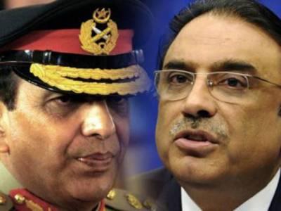 صدر اورآرمی چیف کی گفتگو ، پاک فوج کے شعبہ تعلقات عامہ نے اس گفتگو کے بارے میں اعلامیہ جاری کردیا ہے