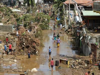 جنوبی فلپائن میں بارشوں اور سیلاب سے ہلاکتوں کی تعداد ایک ہزار سے تجاوزکر گئی، درجنوں افراد تاحال لاپتہ ۔