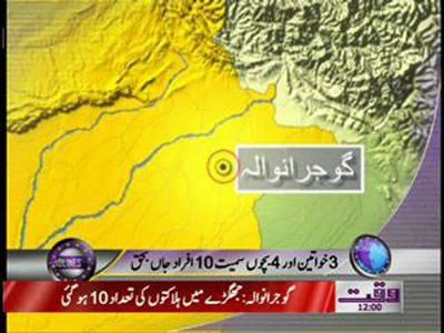 Waqtnews Headlines 12:00 PM 29 December 2011