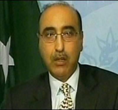 پاکستان امریکہ کے ساتھ برابری کی سطح پرتعلقات چاہتا ہے لیکین مستقبل کے لیے فیصلہ پارلیمنٹ کرے گی۔ عبد الباسط