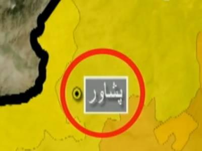 پشاور کےعلاقے ارباب روڈ پرواقع نیٹ کیفے میں دھماکے سے ایک شخص جاں بحق جبکہ بارہ زخمی ہوگئے۔