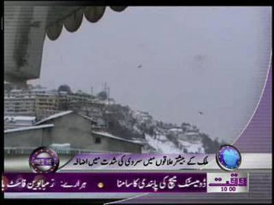 Waqtnews Headlines 10:00 AM 07 January 2012