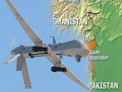 شمالی وزیرستان،علاقے میران شاہ میں جاسوس طیارے کے حملے، چار افراد ہلاک ۔