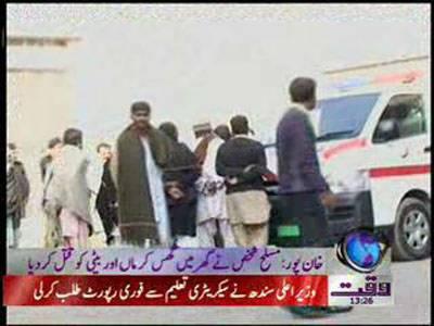 Khanpur Killing News Package 18 January 2012