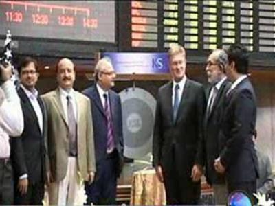 امریکی سرمایہ کاروں کو پاکستان میں توانائی کے شعبے کی جانب راغب کررہے ہیں۔ ولیم مارٹن