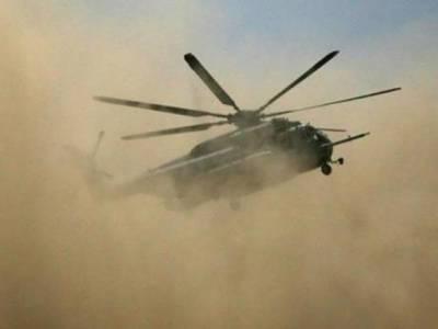 جنوبی افغانستان میں امریکی فوجی ہیلی کاپٹر گر کر تباہ ہونے سے چھ امریکی فوجی ہلاک ہوگئے۔